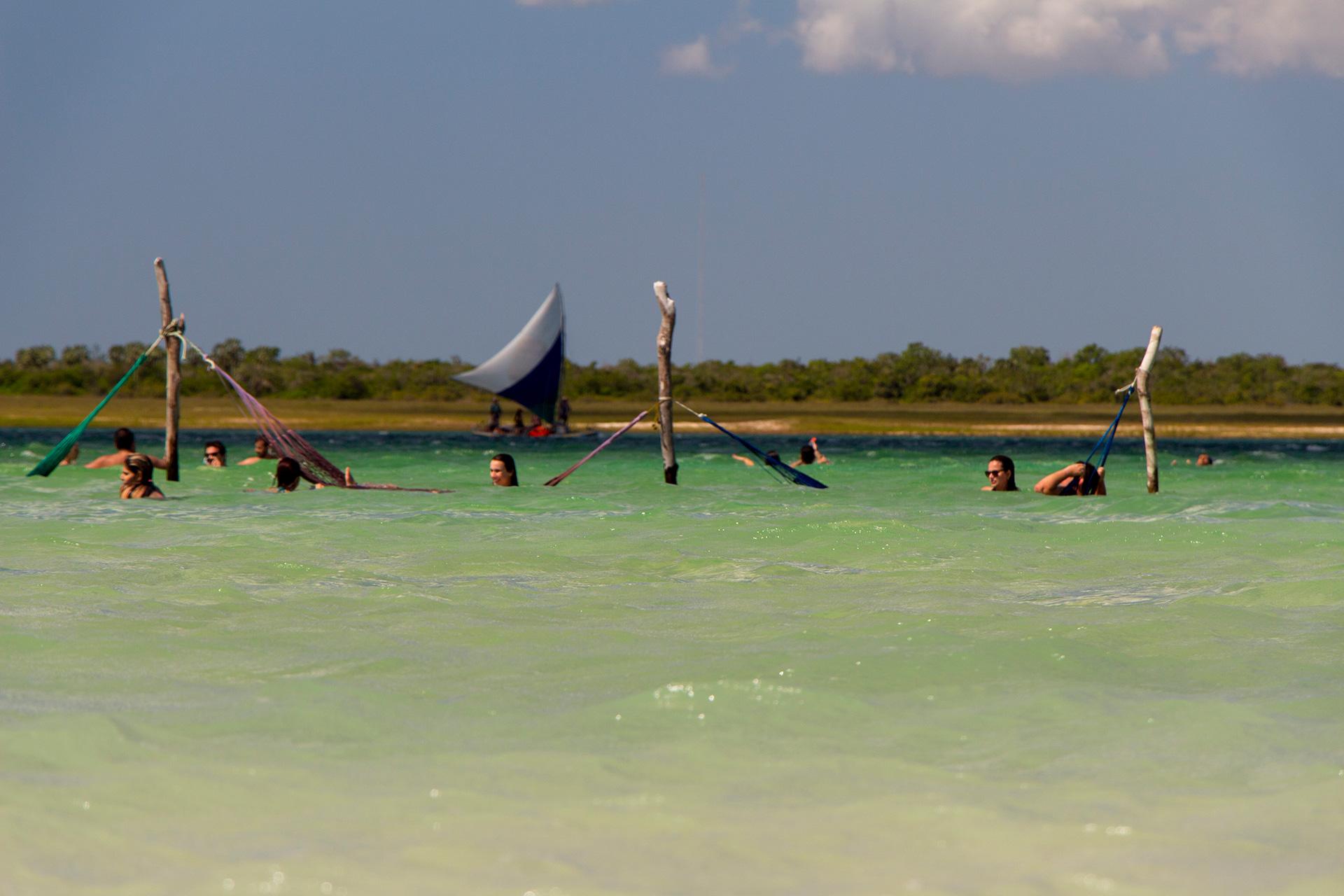 Lagoa do Paraíso - Jeri