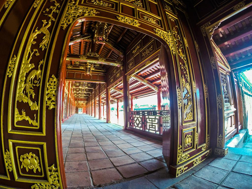 Hue Citadel - Imperial Enclosure - Vietam