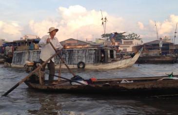 Delta do Mekong (Vietnã) – Episódio 1 – 3 atrações do Delta do Rio Mekong