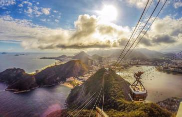Rio de Janeiro (Brasil) – 3 passeios essenciais em 3 minutos