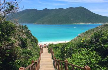 Arraial do Cabo (Brasil) – 3 praias imperdíveis em 3 minutos