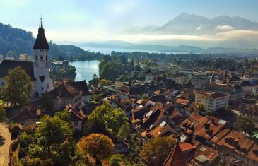 Thun (Suíça) – 3 motivos para visitar a cidade