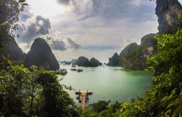 Halong Bay (Vietnã) – Como é fazer o cruzeiro de 3 dias