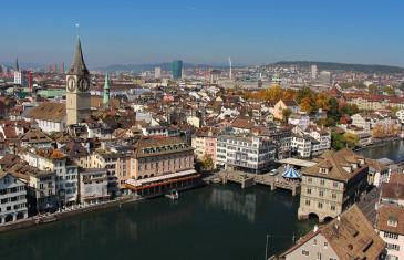 Zurique (Suíça) – 3 atrações grátis para visitar na cidade