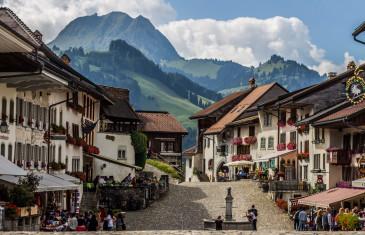 Trem do Chocolate (Suíça) – Como é o bate-volta a partir de Montreux