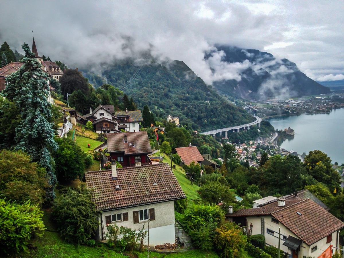 b7574462549 Rochers de Naye (Suíça) - Um passeio de trem até o topo dos Alpes ...