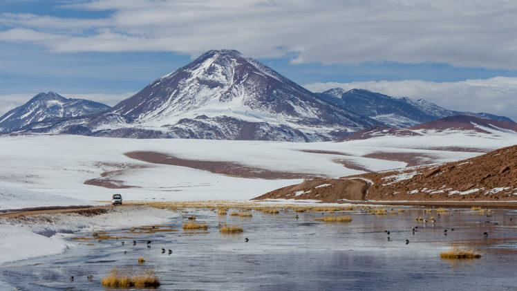 Atacama (Chile) – Termas de Puritama, Valle de la Luna e Geysers del Tatio